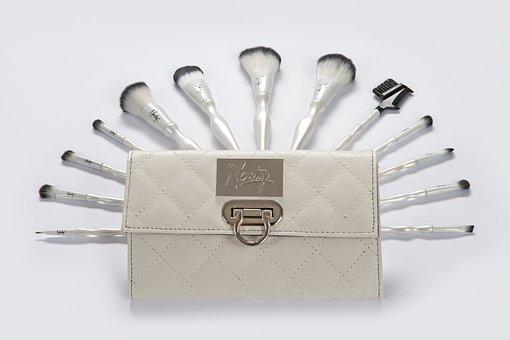 Makeup, Beauty, Make-up, Brushes, Brush, Brush Set
