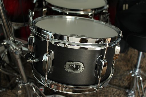 Drums, Snare, Musical Instrument, Percussion, Music