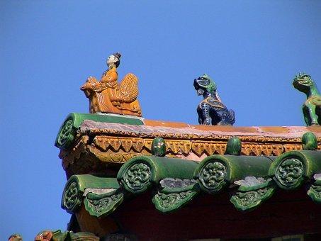 Shenyang, Liaoning, China, Palace, Famous