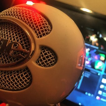 Pc Gaming, Mic, Microphone, Computer, Game, Electronics