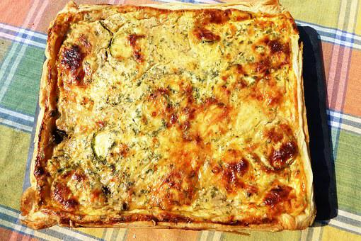 Vegetable Cake, Quiche, Pizza, Eat, Food, Bake