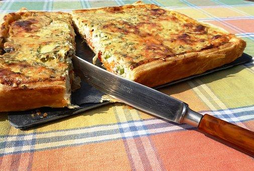 Vegetable Cake, Quiche, France, Eat, Food, Baked Goods