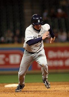 Baseball, Baseball Player, Runner, Athlete, Game