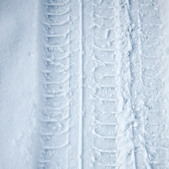 Tyre, Track, Snow, Car On Road, Winter, Wheels, Vehicle