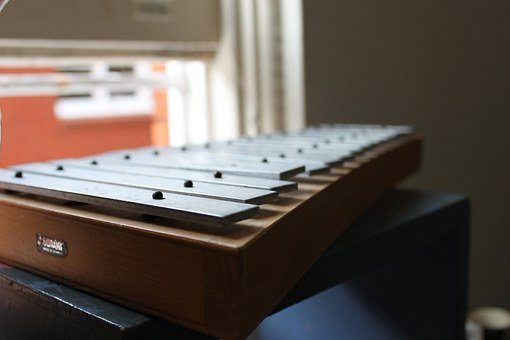 Xylophone, Musical Instrument, Notes, Music, Keys