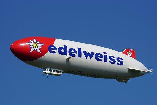 Flugshow, Event, Zeppelin