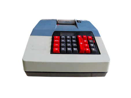 Industry, Craft, Calculating Machine, Accounting, Add