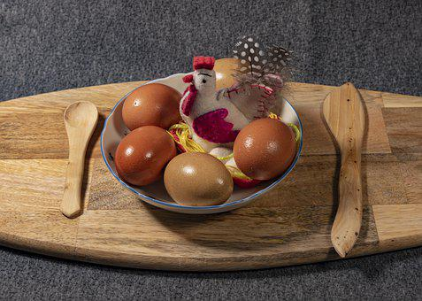 Eggs, Easter, Colorful, Color, Spring, Food, Chicks