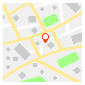 Map, Gps, Location, Navigation, Pin