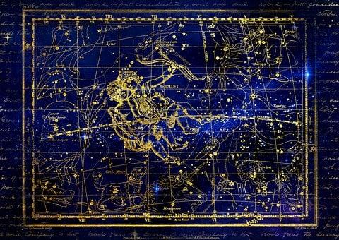 Constellation, Cancer, Small Dog, Lion, Zodiac Sign