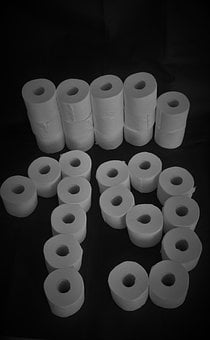 Toilet Paper, Sold Out, Covid-19, Coronavirus, Pandemic
