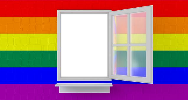 Windows, Open, Wall, Open Window, Home, Interior, House