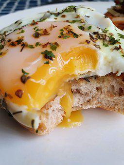 Eggs, Energy, In The Morning, Breakfast