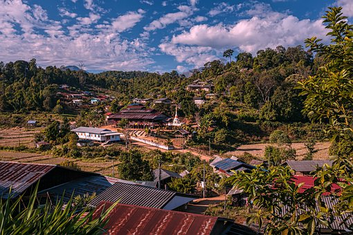 Asia, Thailand, Northern Thailand, Countryside