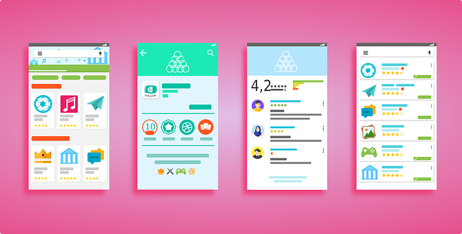 User Interface, Android, Play Store, Google Play