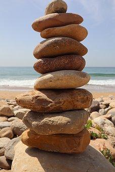 Tower, Order, Balance, Realax, Meditation, Zen