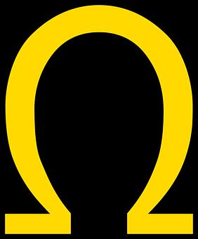 Ohm, Electrical, Resistance, Resistors, Symbol, Sign