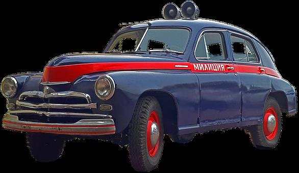 Car, Auto, Gaz M-20 Victory