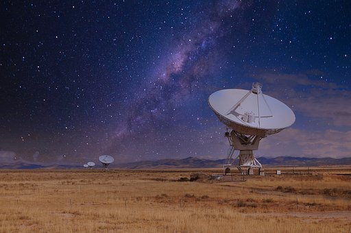 Vla, The Very Large Array, New Mexico, Parables