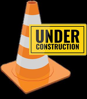 Under Construction, Work, Warning, Construction