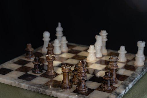 Chess, Board, Game, Strategy, King, Challenge, Play