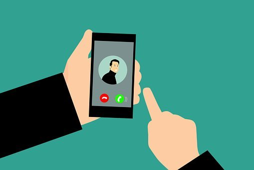 Smartphone, Call, Answer, Contact, Phone Call