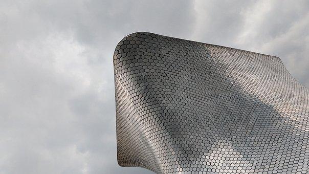 Museum, Soumaya, Mexico, Architecture, Design, Building