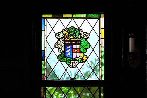 Stained Grass, Window, Delicate Taste, Rich