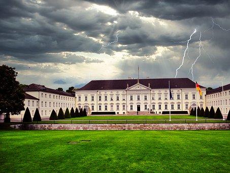 Berlin, Castle, Bellevue
