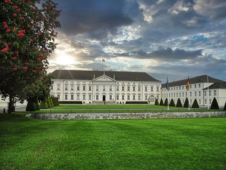 Berlin, Castle, Bellevue, Capital
