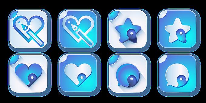 Icons, Logo, Icon, Multimedia, Media