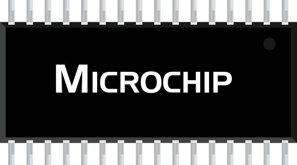 Microchip, Circuit, Icon, Chip, Board, Electronic