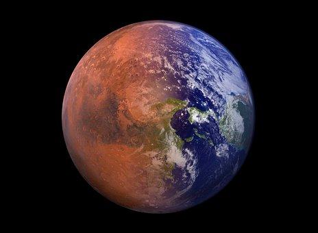 Terraforming, Mars, Colonization, Space, Exploration