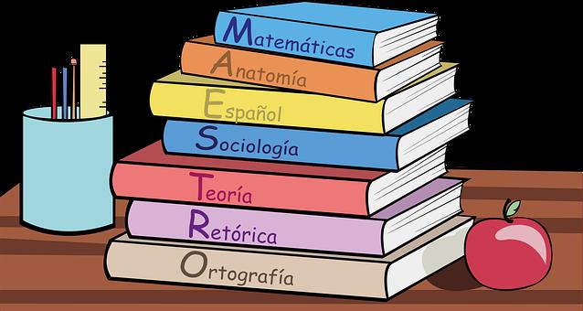 Books, Master, School, Education, Teach, Learn