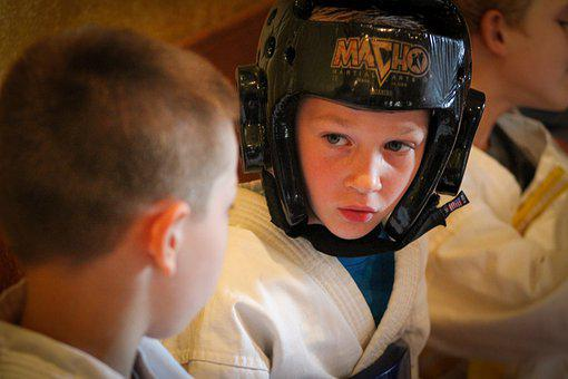 Boy, Karate, Martial Arts, Sports, Fighter, Young