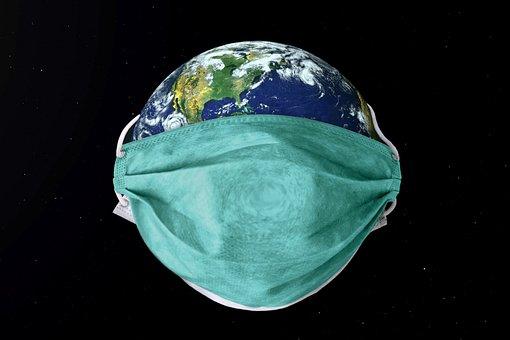 World, Emergency, Coronavirus, Mask, Earth, Epidemic