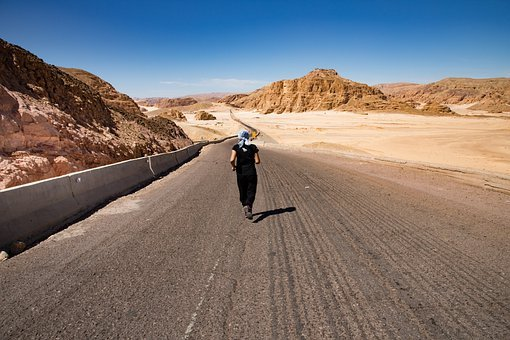 Run, Woman, Away, Way Of Life, Decide, Decision, Jog