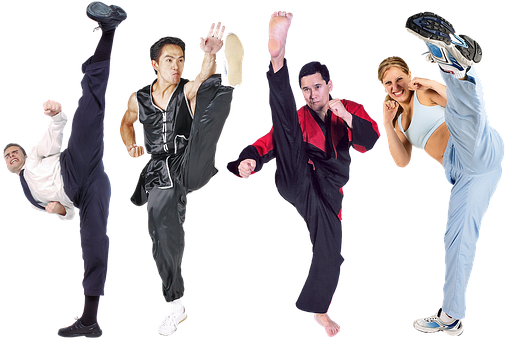 Karate, Fighter, Attack, Blow, Martial Arts, Kung Fu