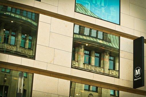 Architecture, Window, Facade, Building, Modern
