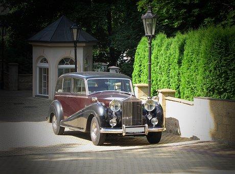 Rolls-royce, Car, Oldtimer, Classic, Stylish