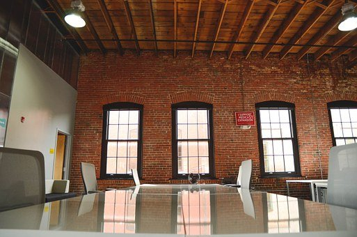 Conference Table, Meeting, Startup, Start-up, Room