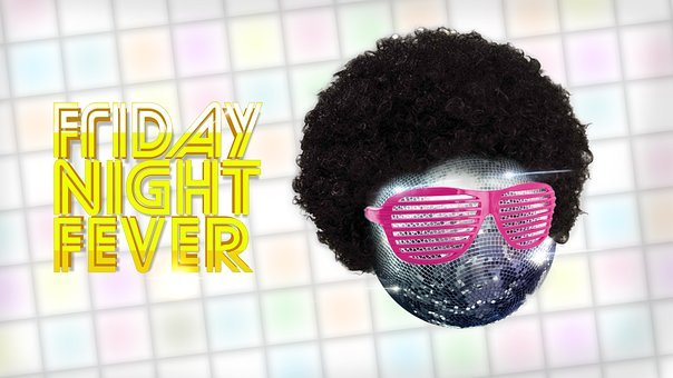 Party, Disco, Music, Club Poster, Party Poster