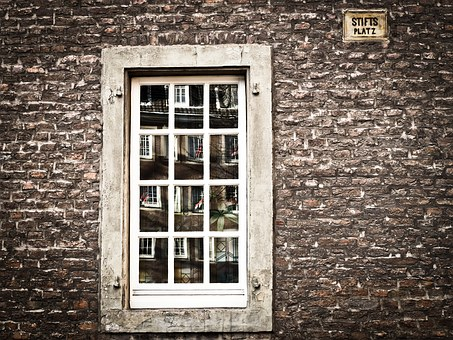 Window, Mirroring, Glass, Building, Facade, Reflection