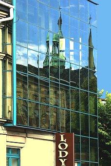 Glass, Glass Panes, Glass Building, Façades, Modern