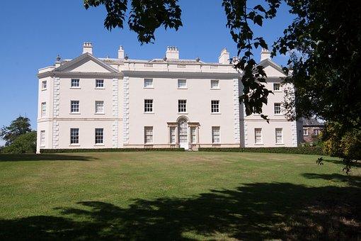 Saltram House, Manor House, House, Building