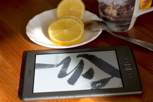 Kindle, Ebook, Ereader, Eink, Mobile Device, Reading