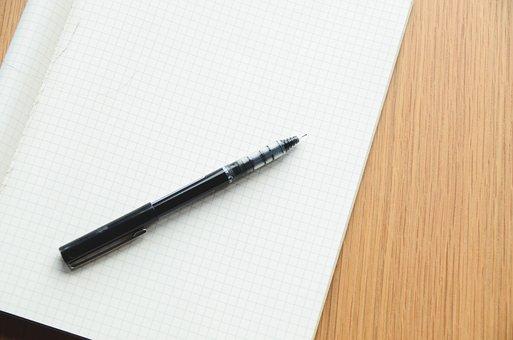 Notepad, Pen, Write, Plan, Office, Paper, Business