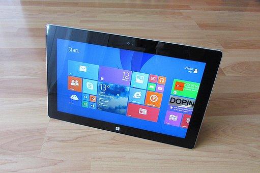 Windows 8, Internet, Online, Display, Tablet
