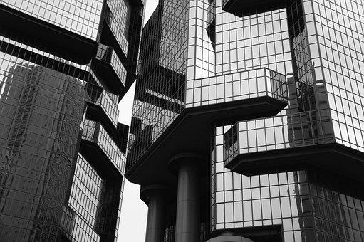 Architecture, Skyscraper, Urban, Building