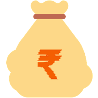 Rupees, Rupee, Indian, Money, Currency, Money Bag